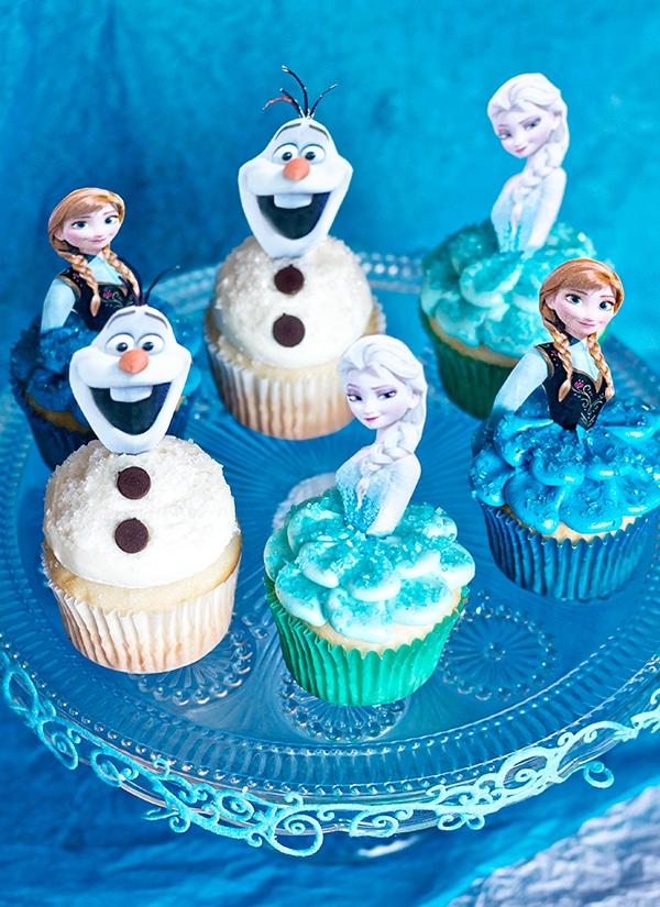 Recetas de Frozen