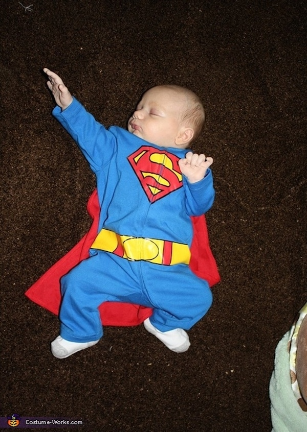 6 disfraces de halloween para beb s pequeocio - Disfraz de navidad para bebes ...