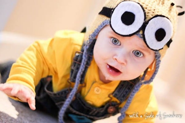 Disfraces halloween bebes faciles
