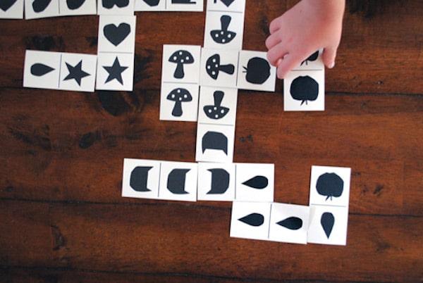 Juegos para niños caseros