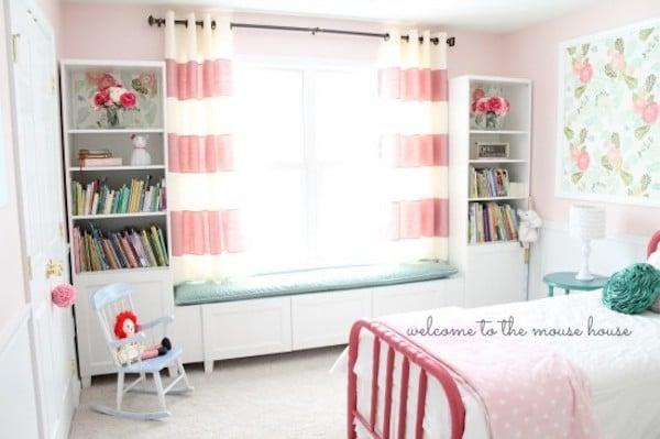 Habitaciones infantiles c mo ganar espacio pequeocio for Dormitorio kallax