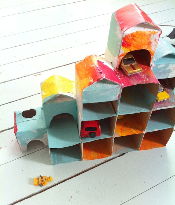 Manualidades para niños recicladas