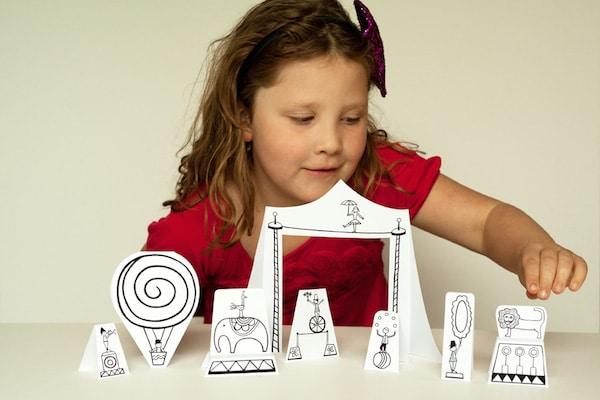 Juegos para niños imprimibles