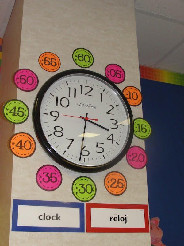 Como Enseñar El Reloj A Los Niños De Primero Cómo Enseñar