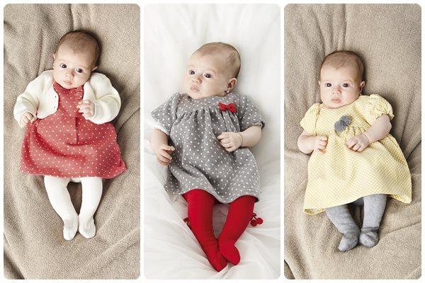 Moda para bebés de Cóndor