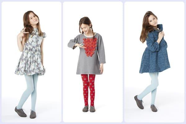 Cóndor, moda para niñas