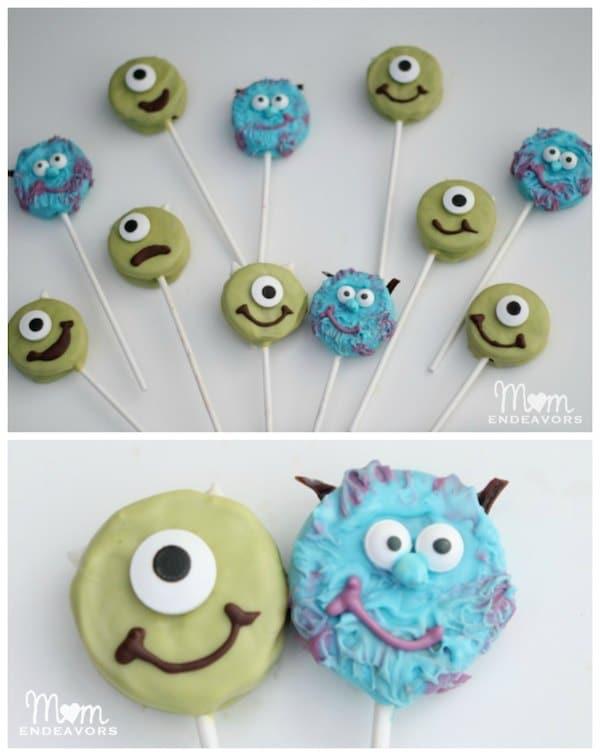 Ideas para cumpleaños de Monstruos