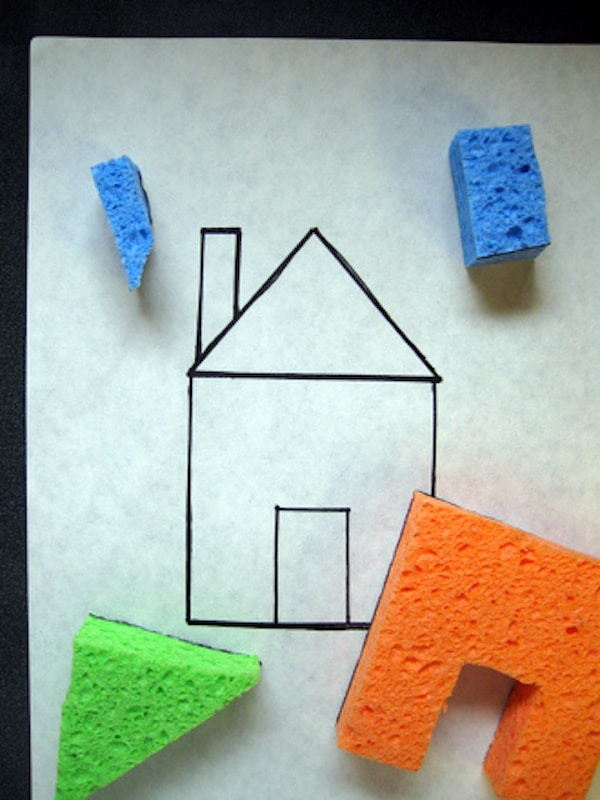 puzzles d para hacer en casa con esponjas puzzles fciles para nios