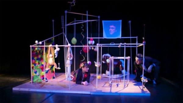 JOP!; espectáculo para bebés en Madrid
