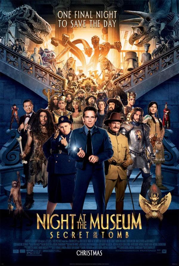 Cine para niños, diciembre 2014
