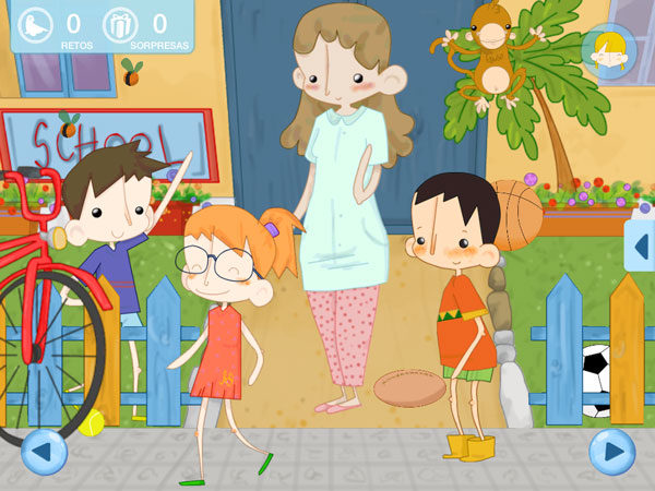 app infantil gratis smile and learn