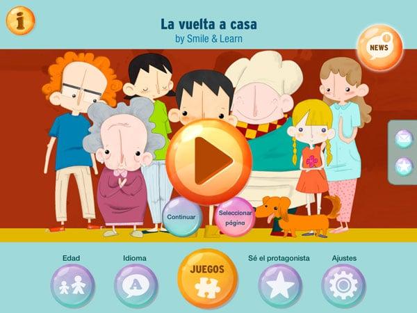 app infantil gratis