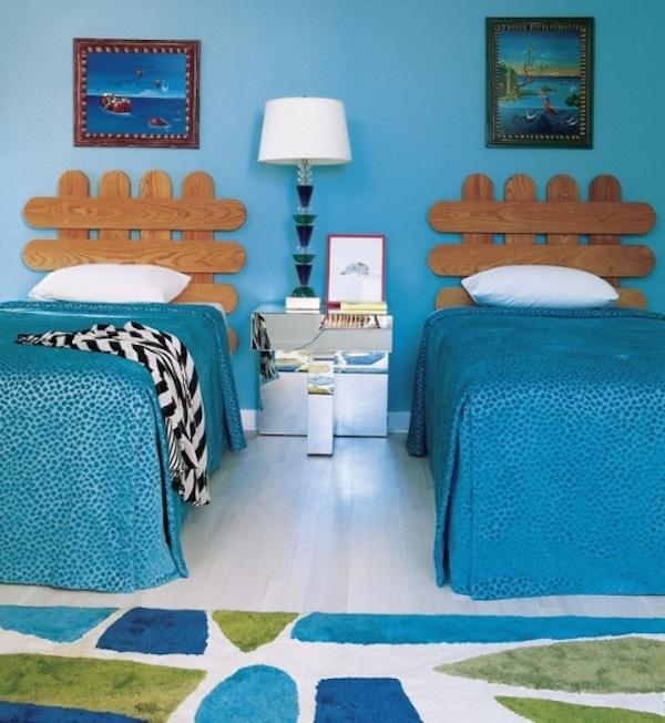 cabeceros de cama originales con listones