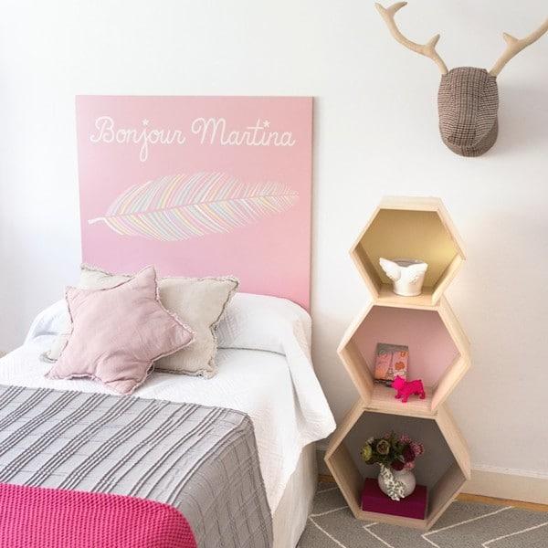 6 cabeceros de cama originales - Cabeceros tapizados vintage ...