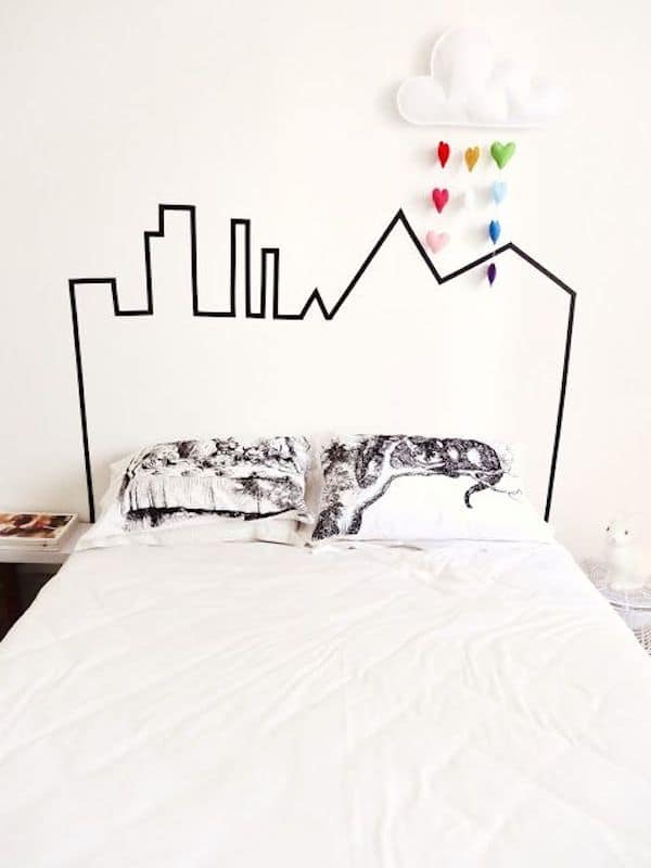 Cabeceros de cama para niños