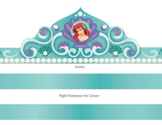 Corona de princesas