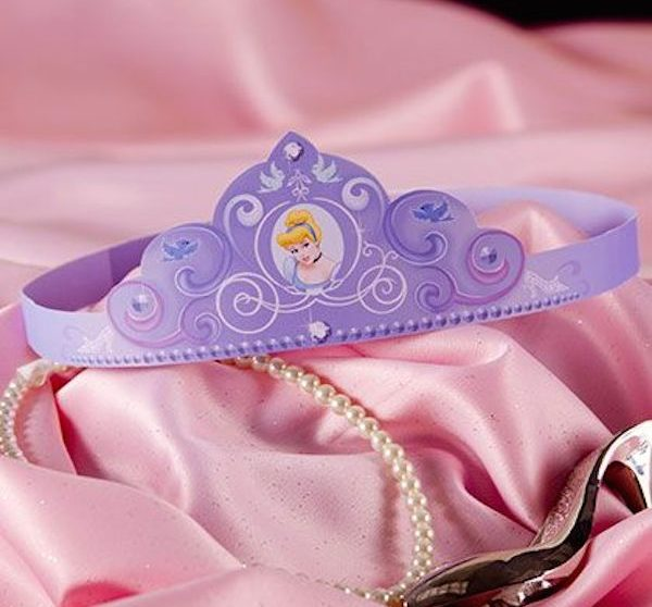 Coronas Recortables De Princesas Disney Pequeociocom