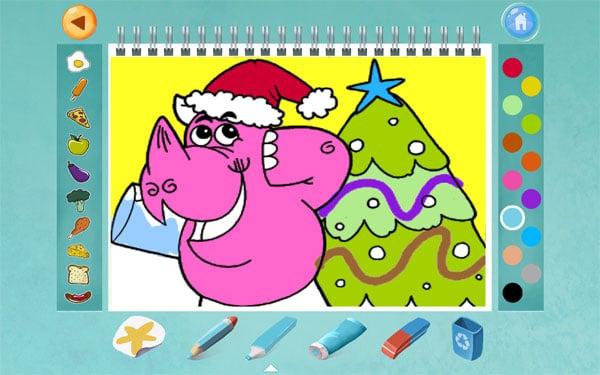 App infantil gratis: Pedacitos de Navidad