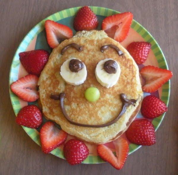 Desayunos 5 recetas para ni os divertidas pequeocio for Platos caseros faciles