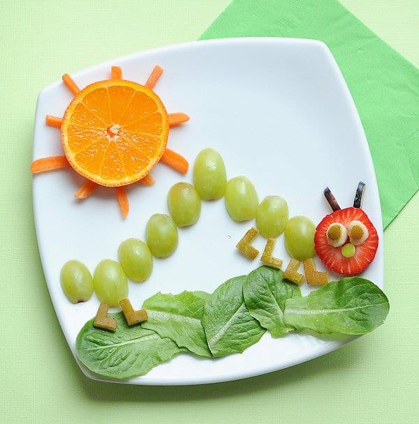 Recetas sencillas para ni os fruta divertida pequeocio - Cocina facil para ninos ...