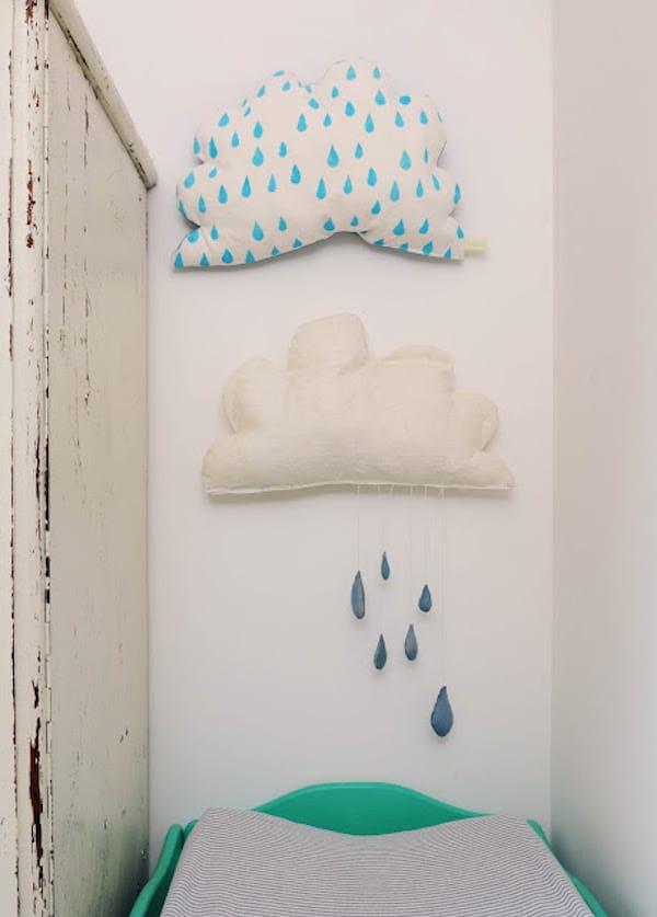 Habitaciones infantiles decoramos con nubes pequeocio - Habitaciones infantiles decoradas ...