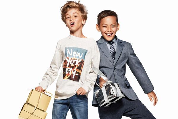 Navidad 2014: cómo vestir a los niños
