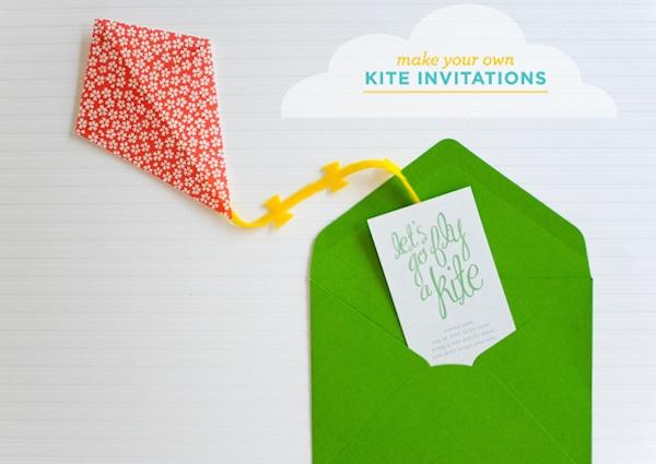 Invitaciones de cumpleaños caseras
