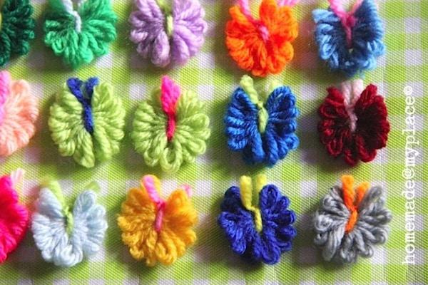 5 manualidades con lana para ni os for Manualidades para ninos con lana