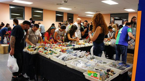 Madrid con niños: Mercado del Juguete