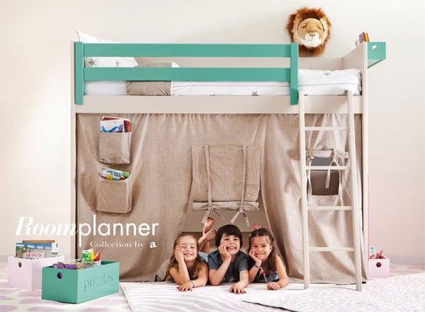 Muebles infantiles Asoral