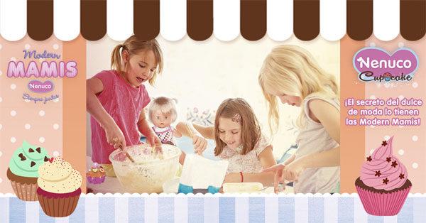 Concurso Nenuco: Tienda de Cupcakes