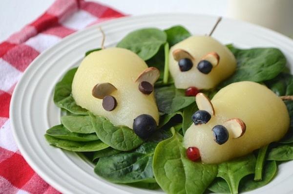 7 postres f ciles y r pidos para ni os pequeocio - Postres con frutas faciles ...