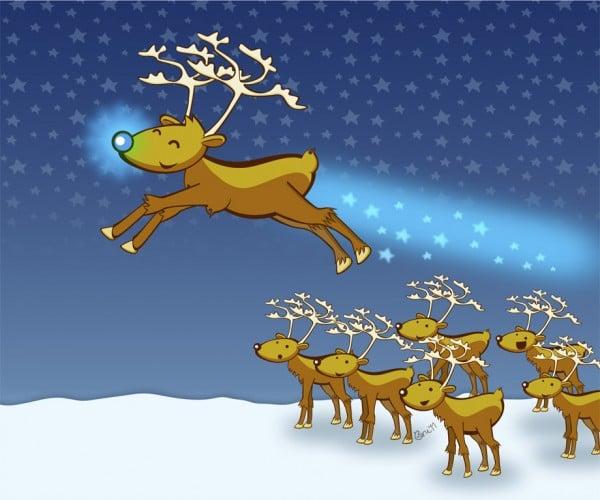 Cuento para Navidad: El reno Moritz