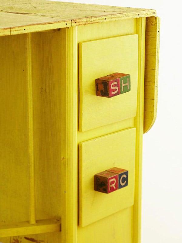 Tiradores infantiles, 7 ideas para renovar los muebles ...