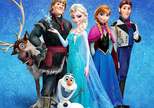 Canciones de Frozen