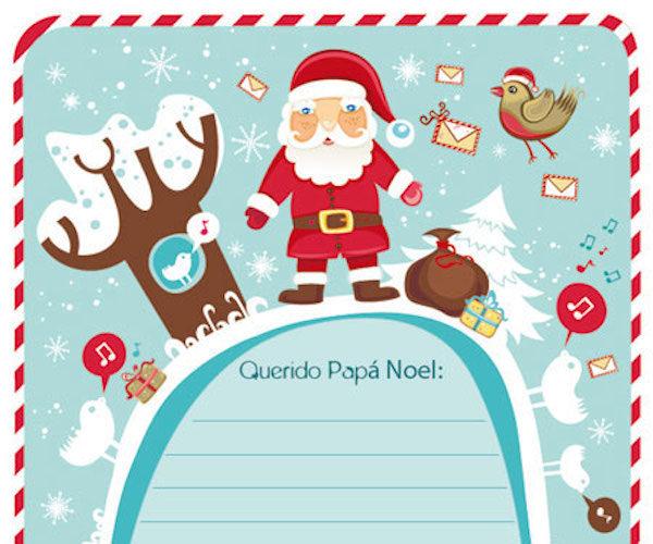 Cartas a Papá Noel