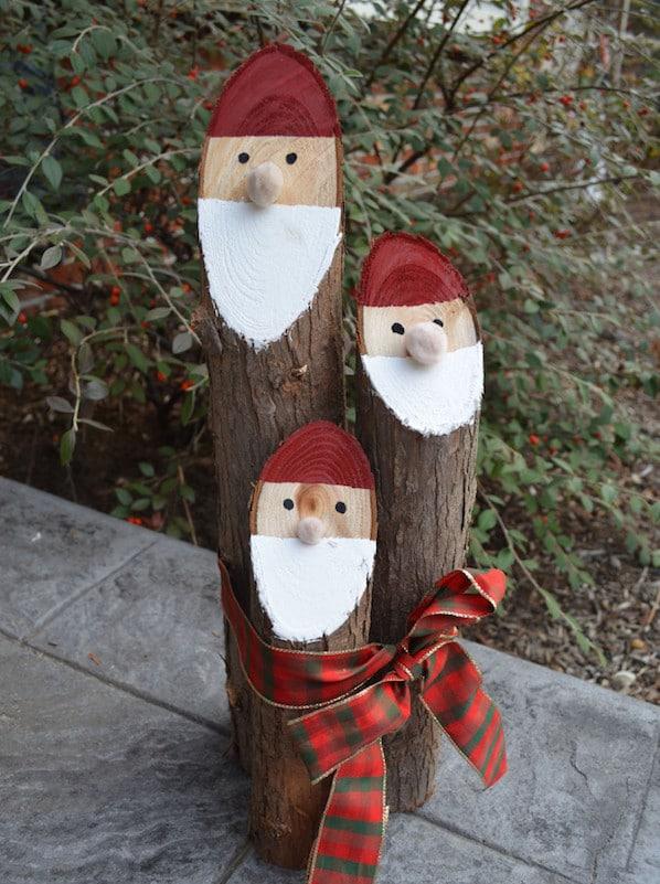 5 adornos de navidad muy originales pequeocio - Idee de decoration exterieur pour noel ...