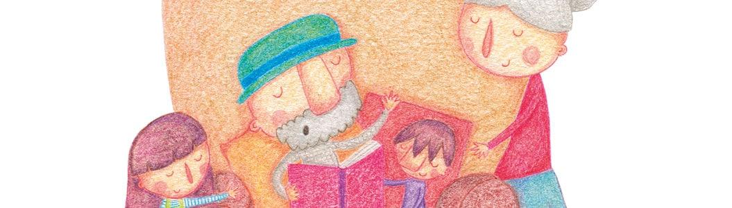 Cuentos para leer con los abuelos (y las abuelas) 1