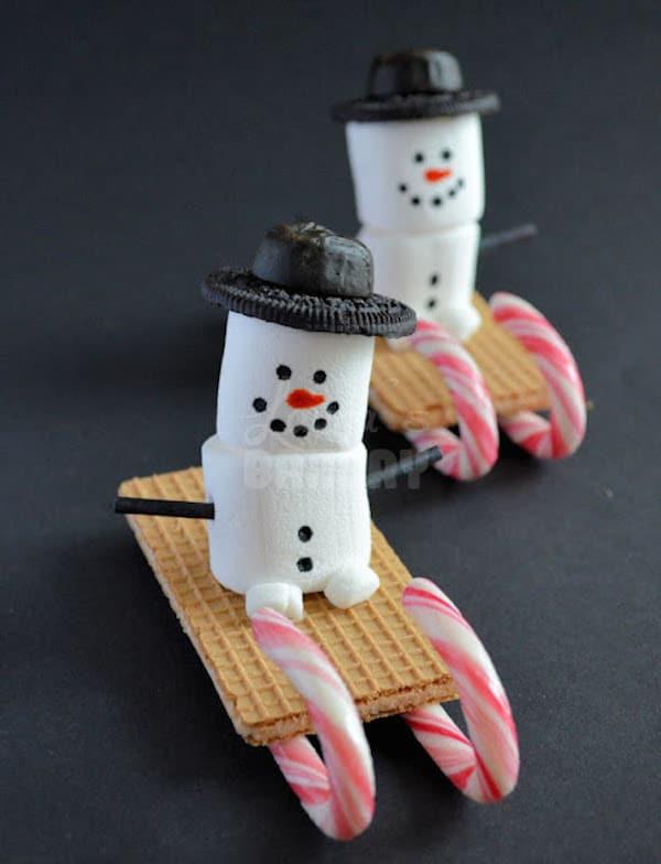 Recetas para niños de Navidad