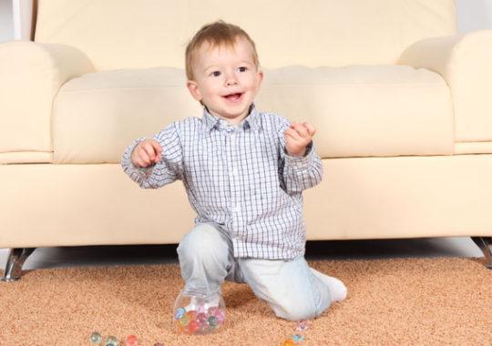 Estimular el habla del bebé