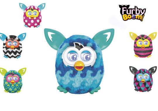 Furby, mascota interactiva