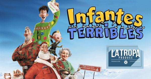 infantes terribles cine infantil
