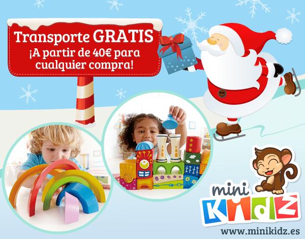 MiniKidz, juguetes educativos