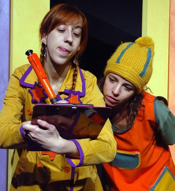 La escalera de jacob teatro infantil