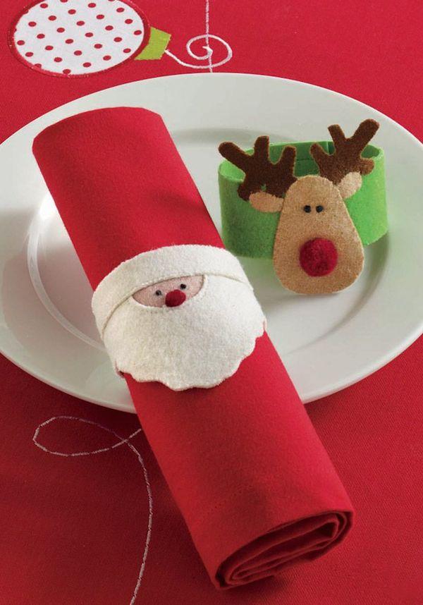 Decoraci n de navidad la mesa est servida pequeocio for Decoracion hogar navidad 2014