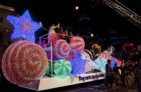 Fotos Carrozas Navidenas.Madrid En Navidad Actividades Con Ninos Pequeocio Com