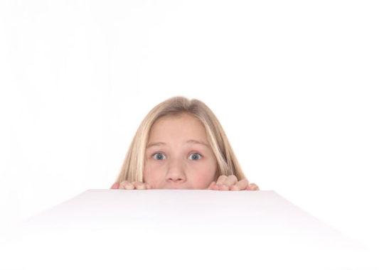 Niños tímidos, ¿cómo ayudarlos?