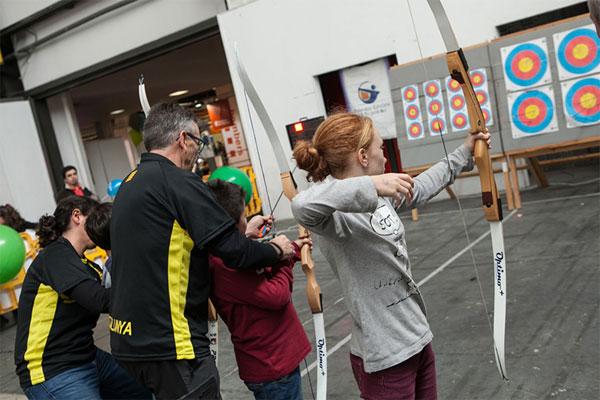 Actividades infantiles en Barcelona