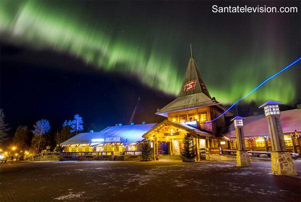 Viaje a Laponia: el Pueblo de Papá Noél