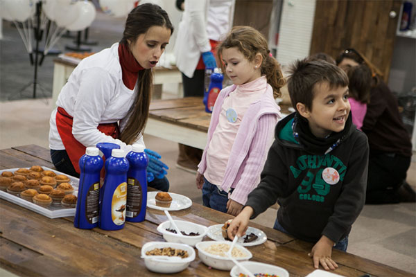Talleres infantiles en Barcelona